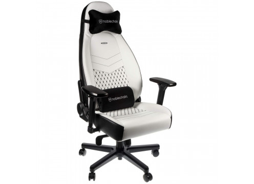 Noblechairs ICON Gaming Chair White/Black