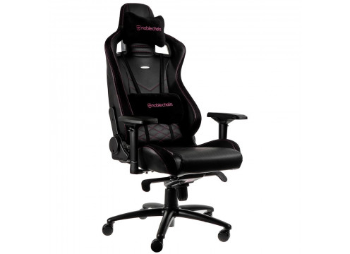 Noblechairs EPIC Gaming Chair Black/Pink