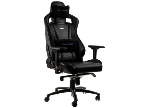 Noblechairs EPIC Gaming Chair Black/Blue