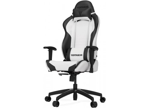 Vertagear Racing Series S-Line SL2000 Gaming Chair White/Black Edition