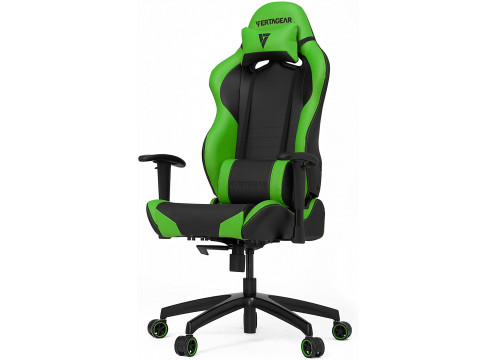 Vertagear Racing Series S-Line SL2000 Gaming Chair Black/Green Edition