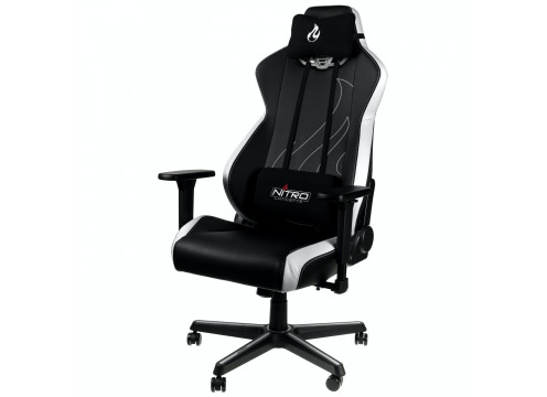 Nitro Concepts S300 EX Gaming Chair Radiant White