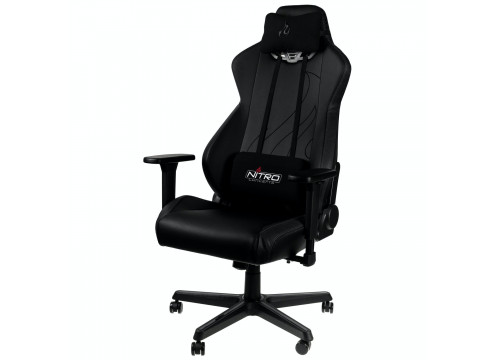 Nitro Concepts S300 EX Gaming Chair Stealth Black