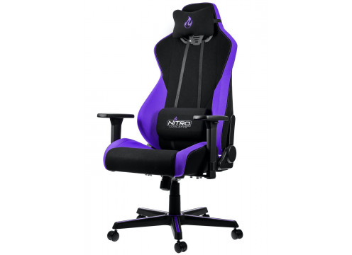 Nitro Concepts S300 Gaming Chair Nebula Purple