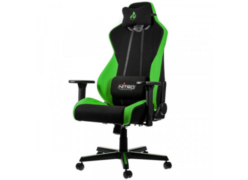 Nitro Concepts S300 Gaming Chair Atomic Green