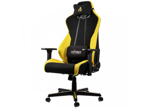 Nitro Concepts S300 Gaming Chair Astral Yellow