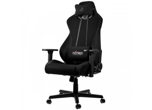 Nitro Concepts S300 Gaming Chair Stealth Black