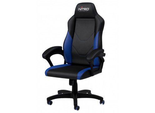 Nitro Concepts C100 Gaming Chair Black/Blue